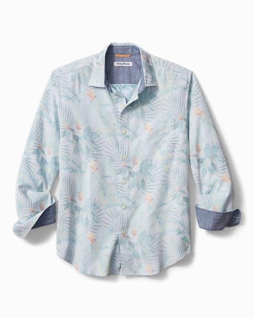 Big & Tall Coastline Corduroy Misty Lotus Cord Shirt