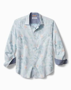 Big & Tall Coastline Corduroy Misty Lotus Cord Shirt