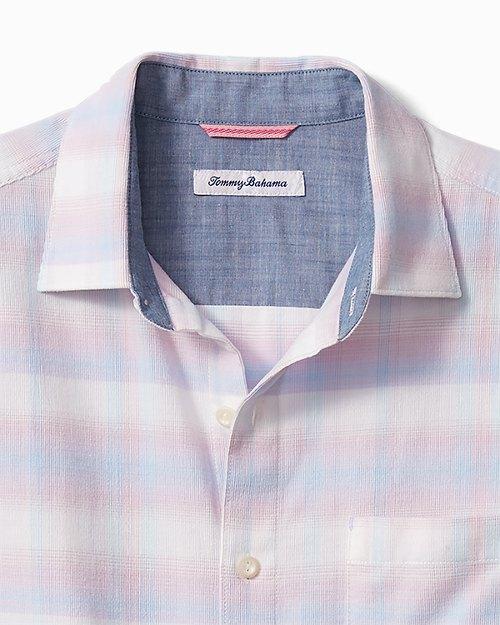 Big & Tall Coastline Corduroy Sandy Prism Cord Shirt