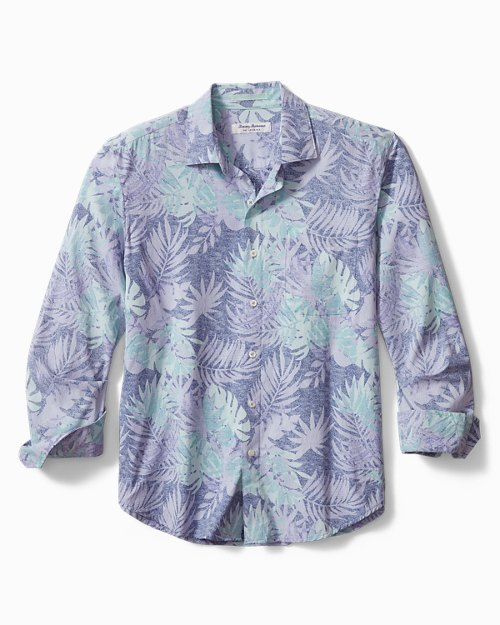 Big & Tall Siesta Key Palmetto Blues IslandZone® Shirt