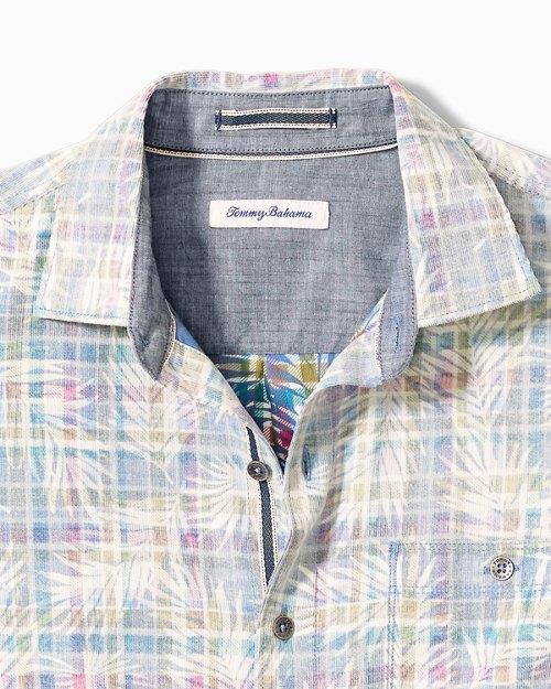 Big & Tall Coastline Corduroy Shadow Frond Shirt