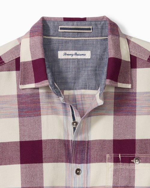 Big & Tall Canyon Beach Buffalo Check Shirt