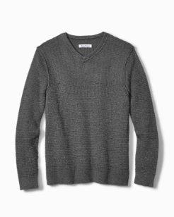 Big & Tall Isidro V-Neck Sweater