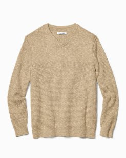 Big & Tall Isidro V-Neck Sweater