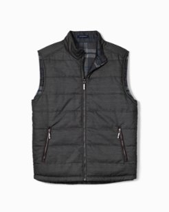 Big & Tall Dublin Duo Reversible Vest