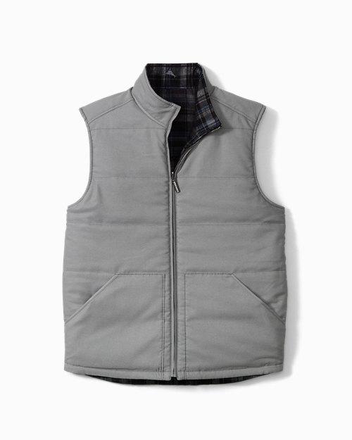 Big & Tall Cambridge Bay Reversible Vest