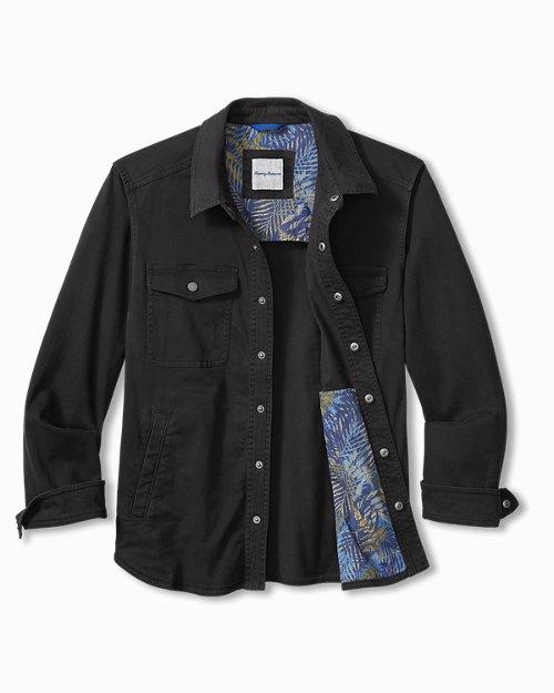 Big & Tall Albany Peak Shirt Jacket