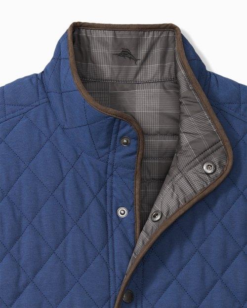 Big & Tall Lincoln Port Reversible Vest