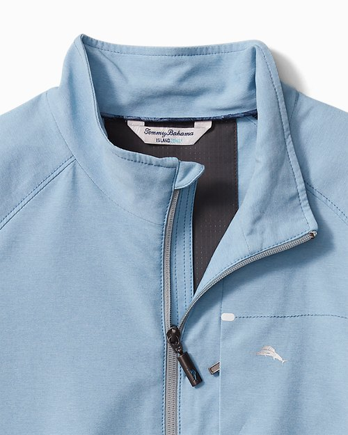 Big & Tall Chip Shot Oxford IslandZone® Jacket