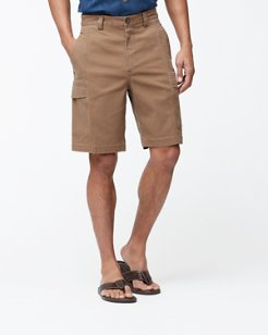 Big & Tall Key Isles Cargo Shorts