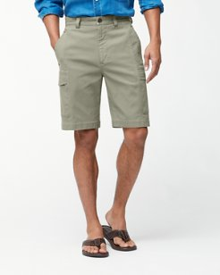 Big & Tall Key Isles Cargo Shorts