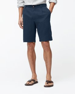 Big & Tall Monterey Pleated Shorts