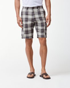 Big & Tall Ombré Beach Cargo Shorts