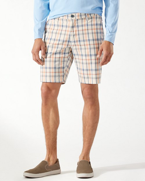 Big & Tall Seaside IslandZone® Caddy Shorts