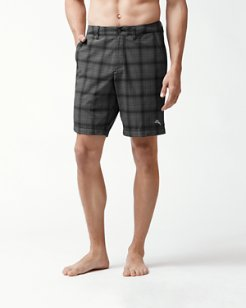 Big & Tall Cayman Shadow Surf Hybrid Board Shorts