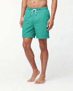 Big & Tall Naples Coast Swim Trunks