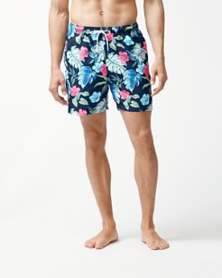 Big & Tall Naples Rio Bravo Swim Trunks