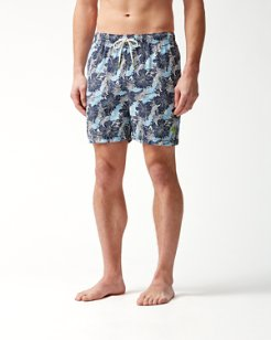 Big & Tall Naples Makani Mixer Trunks