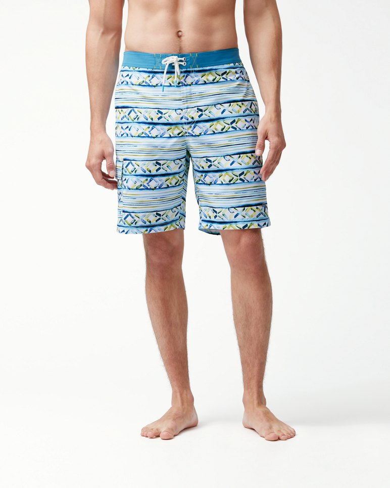 Main Image for Big & Tall Baja Cecina Stripe Board Shorts