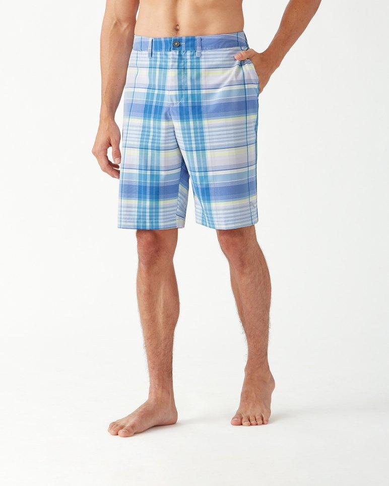 Main Image for Big & Tall Cayman Mulina Madras Board Shorts