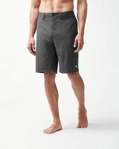 Big & Tall Cayman Isles Hybrid Swim Trunks