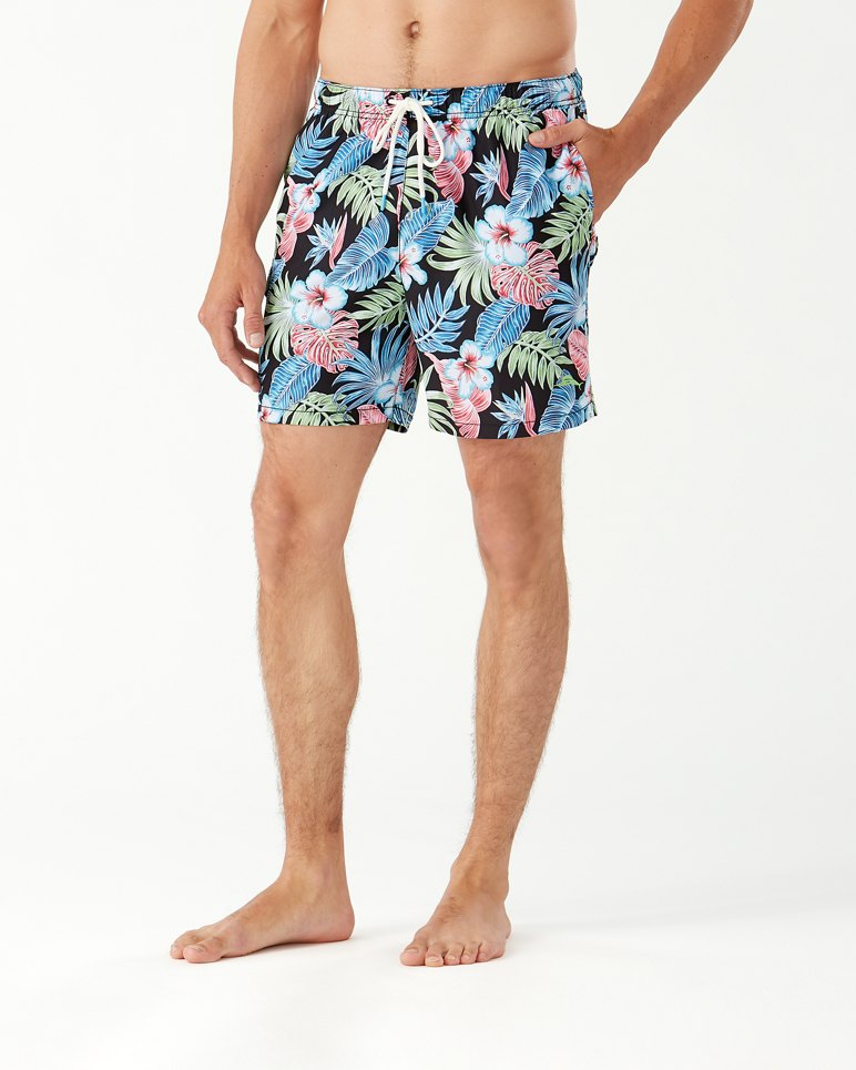 Main Image for Big & Tall Naples Konkan Jungle Swim Trunks