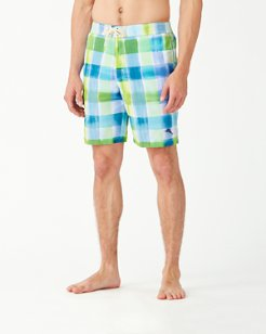 Big & Tall Baja Harbor Cove Board Shorts