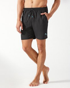 Big & Tall Naples Shore IslandZone® Swim Trunks