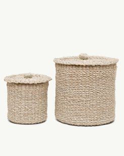 Chelston Canisters – Set of 2