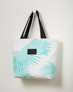 Day Tripper Palms Tote