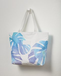 Day Tripper Monstera Tote