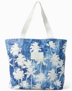 Coco Palm Day Tripper Tote