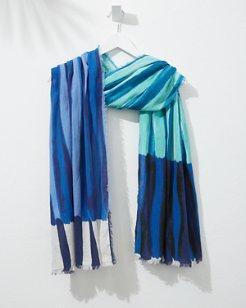 Stacked Stripes Wrap