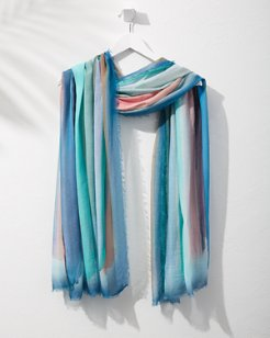 Washed Stripe Scarf