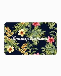 Tommy Bahama Hawaiian Gift Card