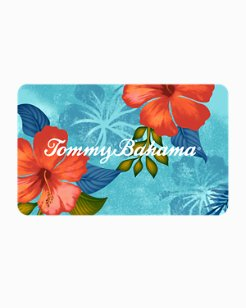 Tommy Bahama Flowers Gift Card
