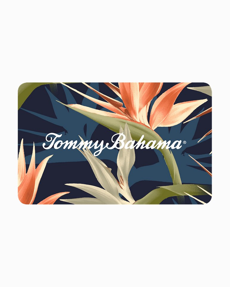 Main Image for Tommy Bahama Bird of Paradise Gift Card
