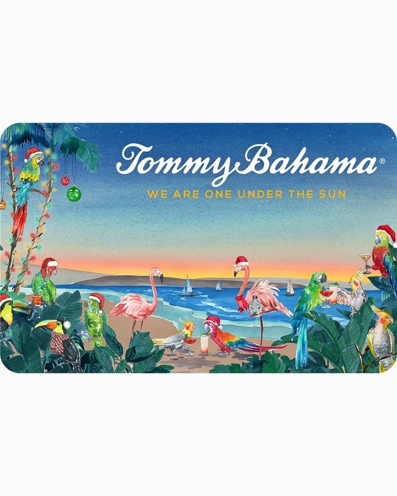 Main Image for Tommy Bahama Holiday 2020 Gift Card