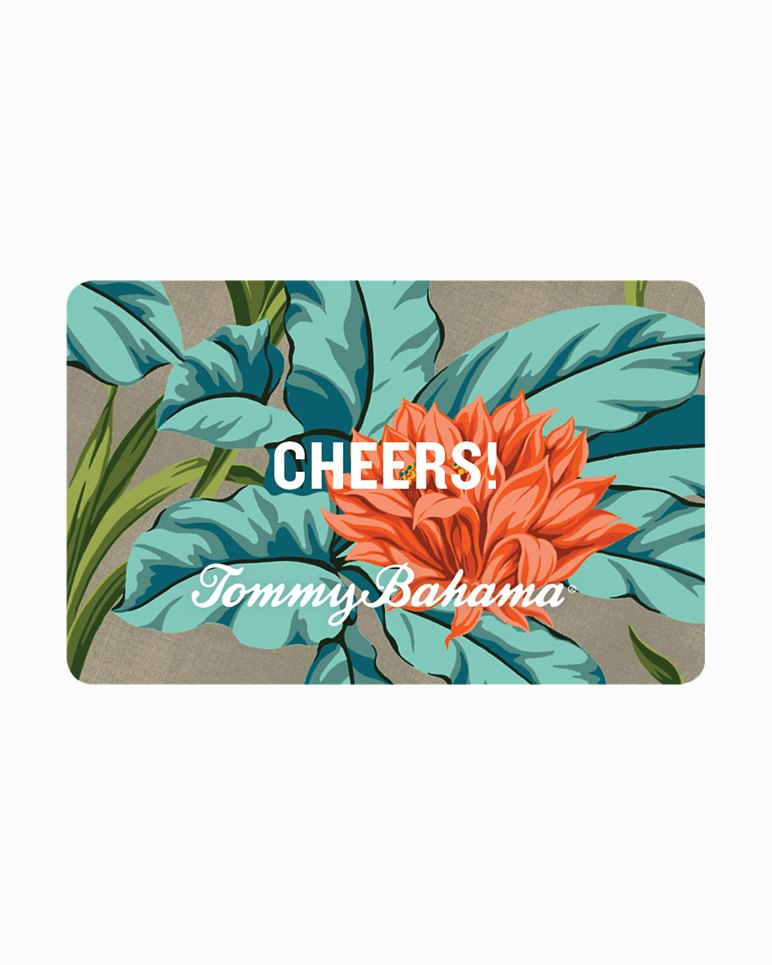 Main Image for Tommy Bahama Cheers eGift Card