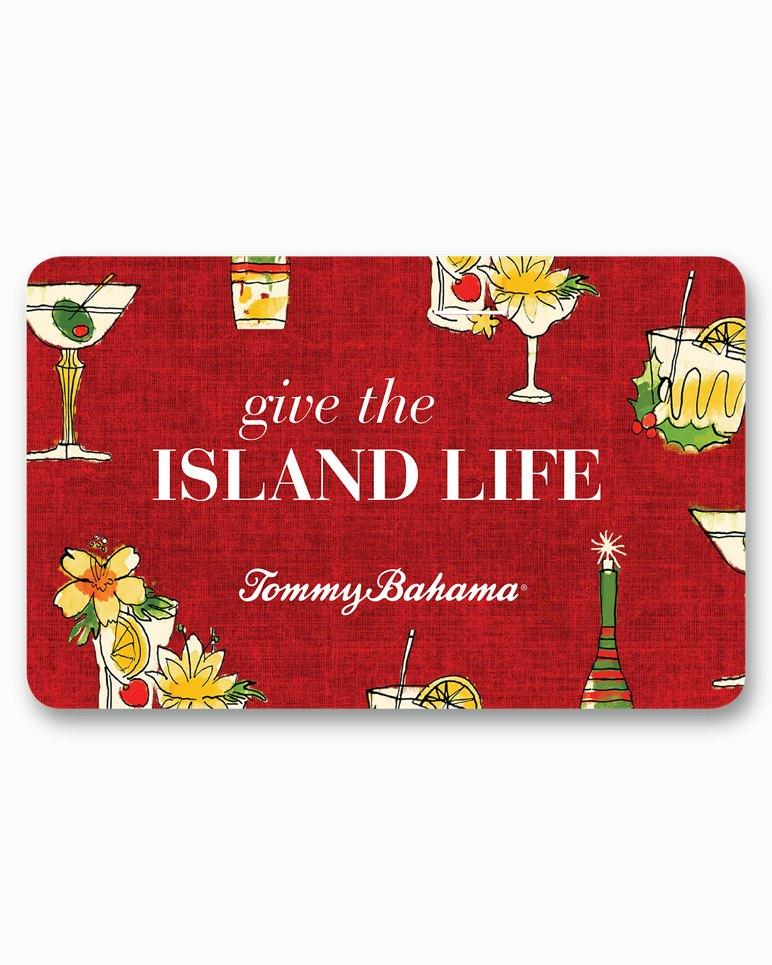 Main Image for Tommy Bahama Holiday Virtual Gift Card