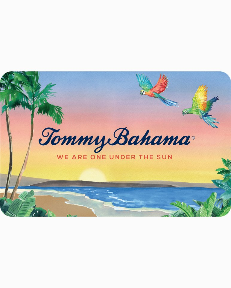 Main Image for Tommy Bahama We Are One eGift Card
