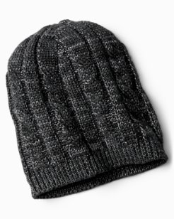 Wool Blend Knit Beanie