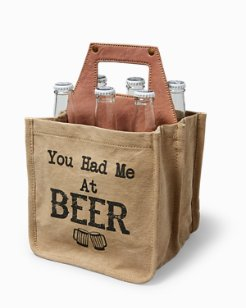 Had Me At Beer 6-Pack Carrier