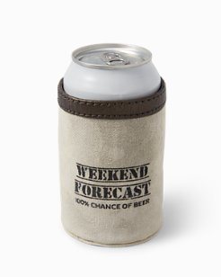 Weekend Forecast Can Holder