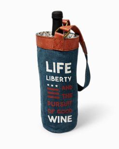 Life Liberty Wine Carrier
