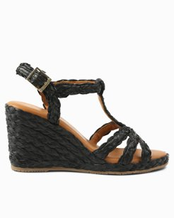 André Assous Madina Wedge Sandals