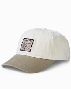 Live the Island Life Patch Cap