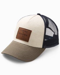 Classic Patch Trucker Cap