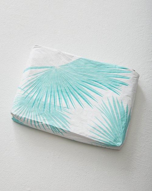 Fan Palms Medium Pouch