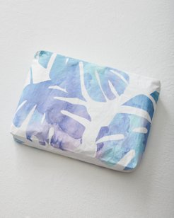 Monstera Medium Pouch
